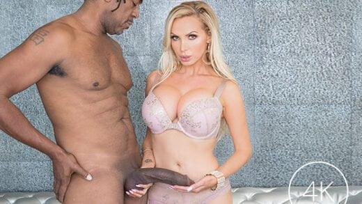 Free watch streaming porn JulesJordan Nikki Benz - Takes On Dredd
