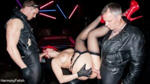 Kink - Rebels with a Cause, Paige Turnah, Marc Rose & Ian Tate