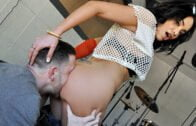 LatinaSexTapes – Penelope Cum, Cheating Hubby Rewarded for Gift
