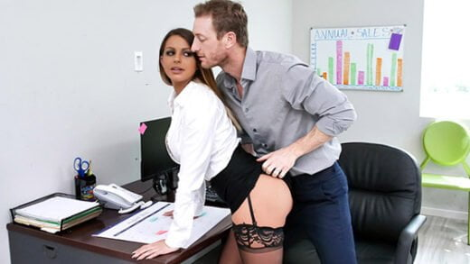 [MylfBoss] Brooklyn Chase (Rammed For A Raise / 08.01.2019)