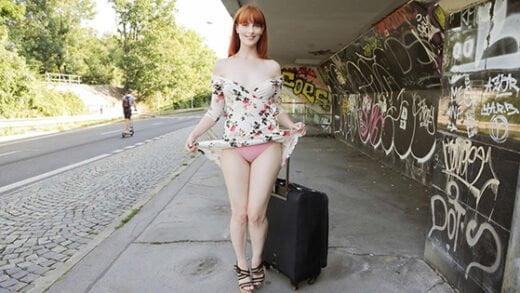 [PublicAgent] Alex Harper (Dirty hot American redhead beauty / 08.20.2019)