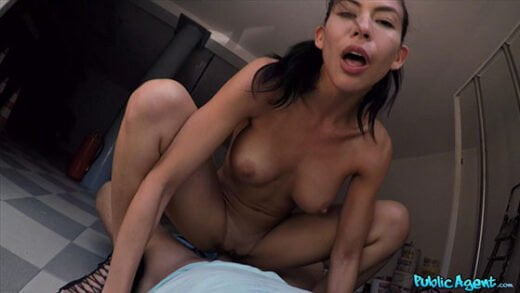Free watch streaming porn PublicAgent Heather Vahn Facial for cheating American babe - xmoviesforyou