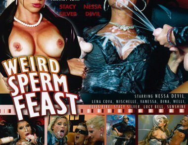 Slime Wave 8: Weird Sperm Feast (2012)