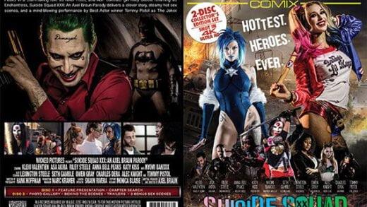 Free watch streaming porn Wicked Suicide Squad XXX- An Axel Braun Parody - xmoviesforyou