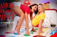 AdultTime – Adriana Chechik And Scarlett Sage – Twisted Double Date