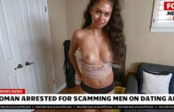 BangFakeNews – Angel Lover, Scams Men On Dating Sites To Fuck Her And Steals Their Cash