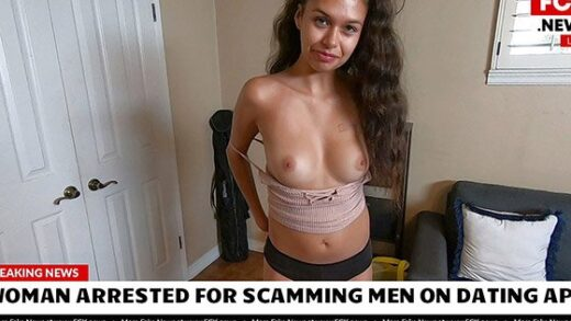 [BangFakeNews] Angel Lover (Scams Men On Dating Sites To Fuck Her And Steals Their Cash / 09.04.2019)