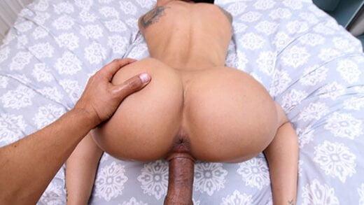 Free watch streaming porn BangPOV Amia Miley Catching Amia's Big Ass Bounce On POV - xmoviesforyou