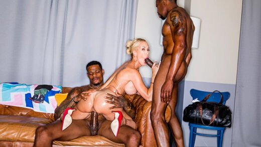 [BlackedRaw] Brandi Love (Honey, Look What I Found / 09.24.2019)