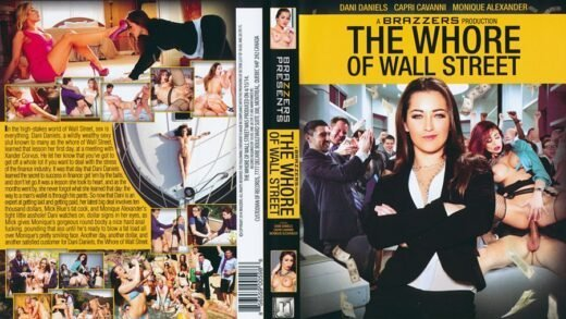 Brazzers - Whore Of Wall Street (2014)