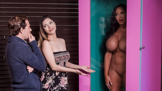 [BrazzersExxtra] Sybil Stallone (Free For All Fuck / 09.29.2019)