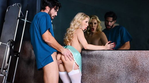free watch streaming porn DoctorAdventures Ashley Fires She's Crazy For Cock! Part 1 - xmoviesforyou