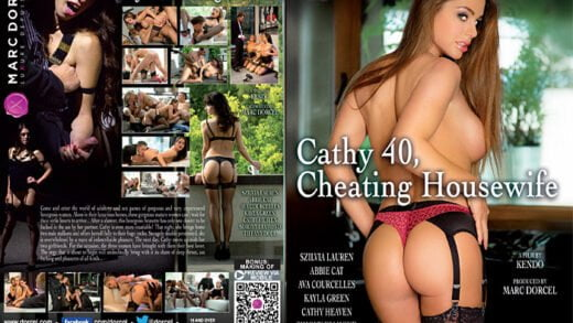 Dorcel - Cathy 40, Cheating Housewife (2014)