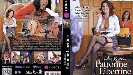 Dorcel - Julie 35 Ans Patronne Libertine (2016)
