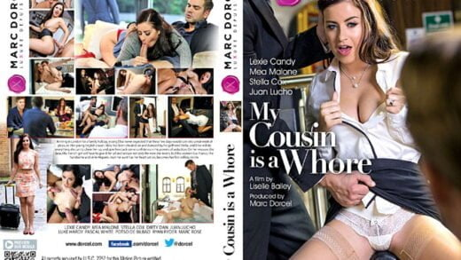 Dorcel - My Cousin Is A Whore (2016)