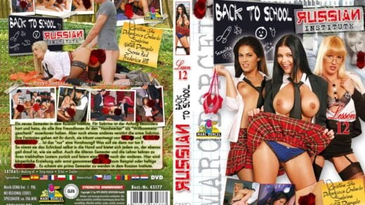 Dorcel - Russian Institute: Lesson 12 - Back to school (2009)