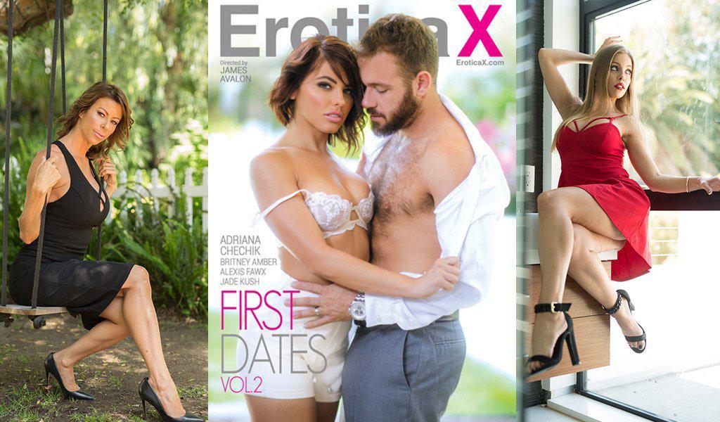 EroticaX - First Dates 2 (2018)
