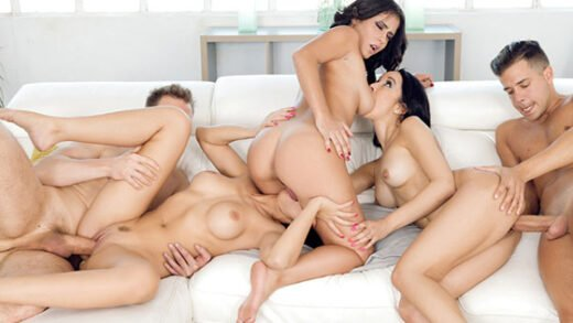 Free watch streaming porn EuroSexParties Julia De Lucia, Francys Belle, Aysha Our Euro Sex Trip - xmoviesforyou