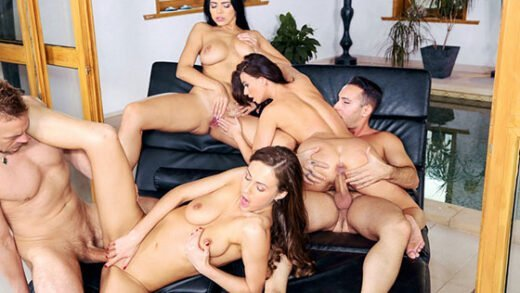 Free watch streaming porn EuroSexParties Kira Queen, Tina Kay, Vicky Love Horny Models Pool Party - xmoviesforyou