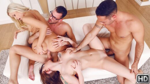 EuroSexParties - Lola, Molly OQuinn, Wash Me