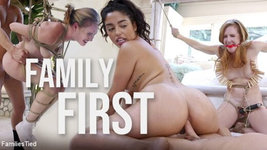 [FamiliesTied] Ashley Lane, Vanessa Sky (Family First / 09.28.2019)