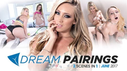 Free watch streaming porn GirlsWay AJ Applegate, Ashley Fires, Stella Cox Dream Pairings- Bound For Love - xmoviesforyou