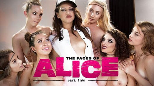 Free watch streaming porn Girlsway Sara Luvv, Bree Daniels, Cadence Lux, AJ Applegate, Adriana Sephora, Melissa Moore, Dahlia Sky, Darcie Dolce, Serena Blair, Kimmy Granger The Faces Of Alice- Part Five - xmoviesforyou