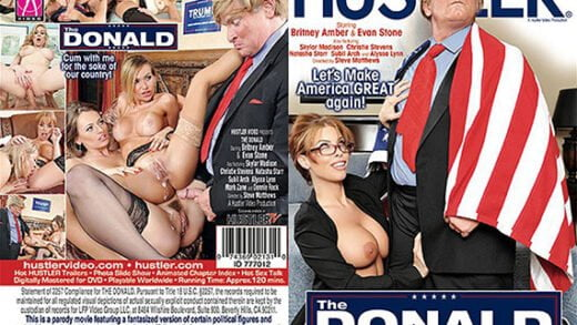 Free watch streaming porn Hustler The Donald - xmoviesforyou