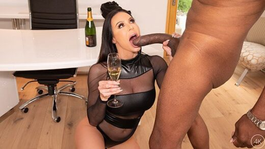 [JulesJordan] Kendra Lust (Big Tit MILF Star Kendra Lust Has A BBC Celebration With Dredd / 09.02.2019)