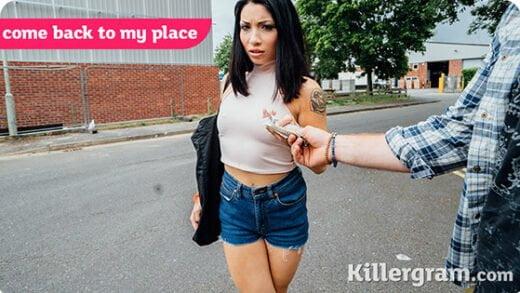 [Killergram] Rina Ellis (Come Back To My Place / 10.07.2018)