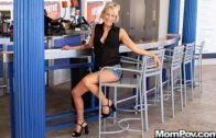 MomPOV – Tabitha, Innocent looking freak cougar