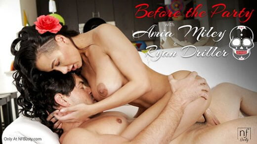Free watch streaming porn NFBusty Amia Miley Before The Party - xmoviesforyou