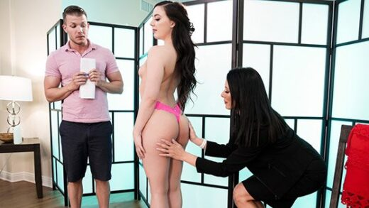 [NuruMassage] Whitney Wright, Reagan Foxx (Trying Out The New Masseuse / 09.06.2019)