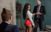 BrazzersExxtra – Ashley Fires, Wham, Bam, Thank You Paper Jam!