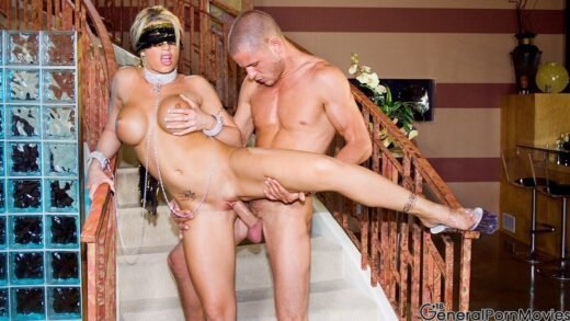 Private – Brooke Haven, Busty Brooke Gets Licked and Ass Fucked on the Staircase