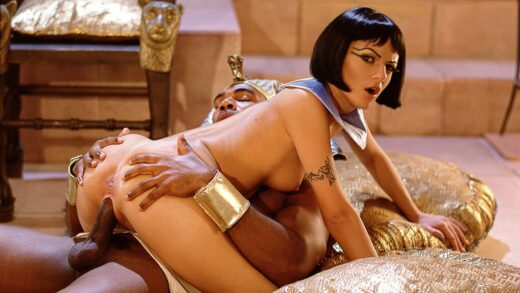 Private – Sophie Angel Is an Egyptian Princess Who Gets Double Teamed