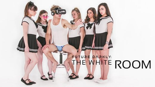 [PureTaboo] Alison Rey, Carolina Sweets, Gracie May Green, Nina North (Future Darkly The White Room / 07.03.2018)