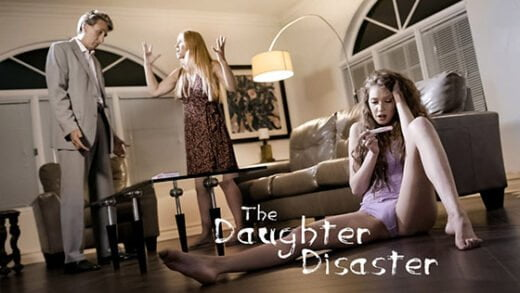[PureTaboo] Sarah Vandella, Elena Koshka (The Daughter Disaster / 12.04.2018)