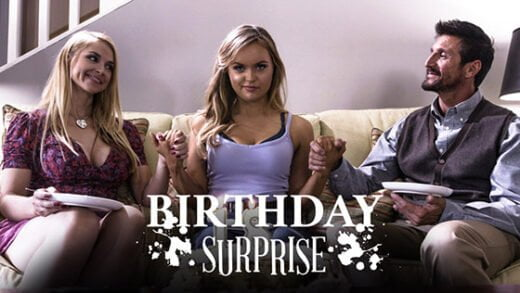 [PureTaboo] Sarah Vandella, River Fox (Birthday Surprise / 10.23.2018)