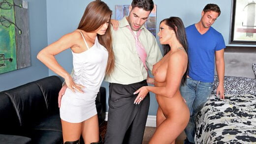 RealWifeStories - Madelyn Marie, Savannah Stern, You Cheat, I Cheat, We Cheat