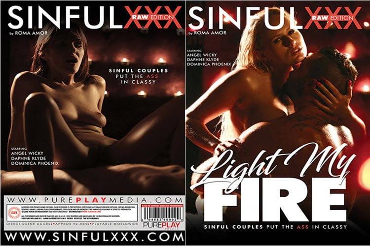 SinfulXXX - Light My Fire (2018)