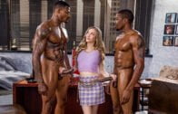 BlackedRaw – Morgan Rain, A Dream Come True