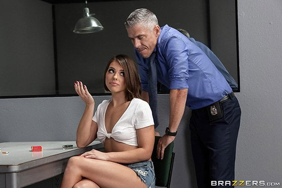 [BrazzersExxtra] Adriana Chechik (Prime Suspect Pounding / 10.09.2019)