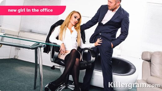 Free watch streaming porn CumIntoMyOffice Carmel Anderson New Girl In The Office - xmoviesforyou