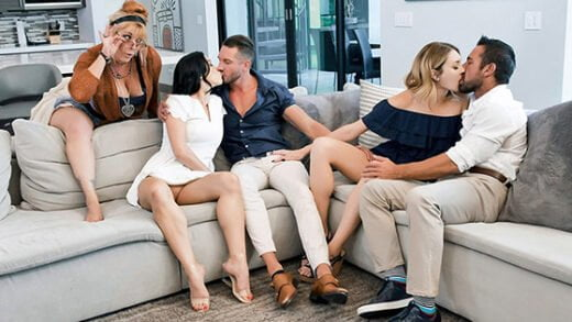 [DaughterSwap] Charlotte Sins, Diana Grace (Unconventional Sex Therapy / 10.07.2019)