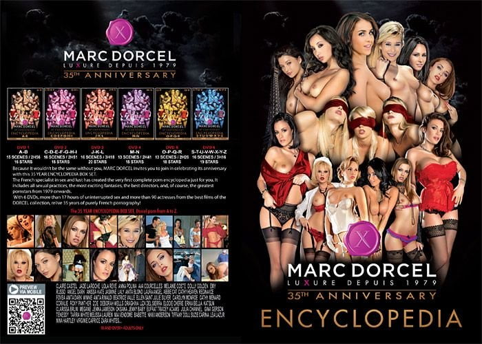 Dorcel - The 35th Anniversary Encyclopedia A-B (2004)