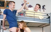 HornyHostel – Jessica Portman, The Girl, The Guy And The Hostel Cuckold