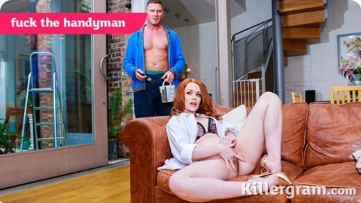[Killergram] Ella Hughes (Fuck The Handyman / 10.27.2019)