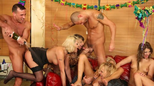 MadSexParty – Cunt Carnivale Part 3
