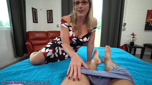 [MyPervyFamily] Cory Chase (Stepmother Giving Her Son A Helping Hand... / 10.13.2019)